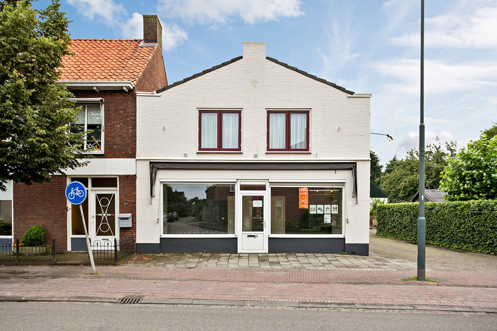Bredaseweg, Chaam