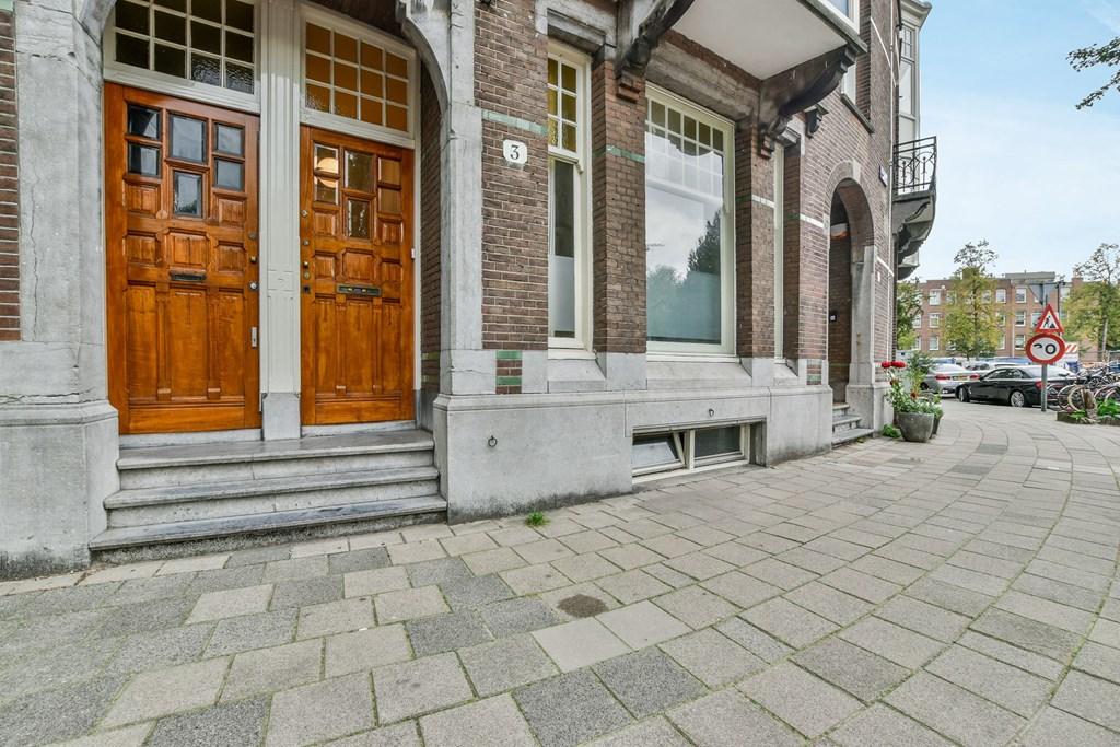 Valeriusplein, Amsterdam