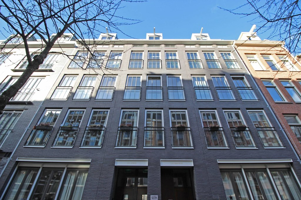 Eerste Jan van der Heijdenstraat, Amsterdam