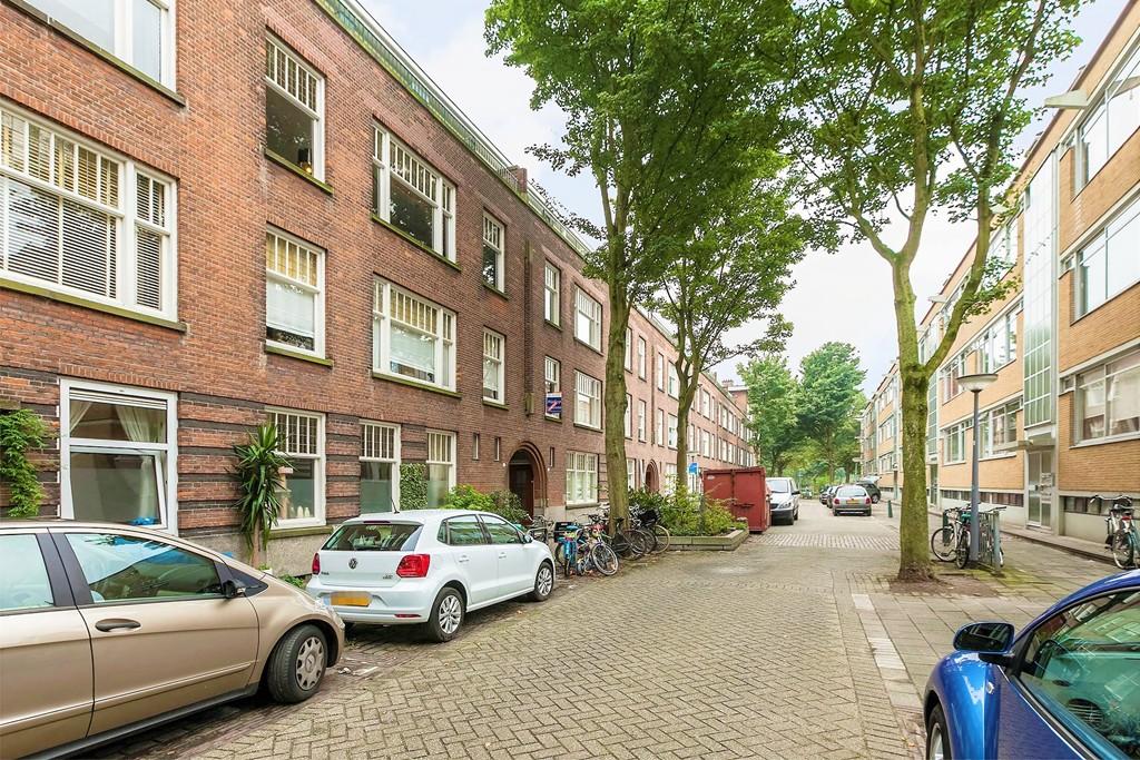 Van der Horststraat, Rotterdam