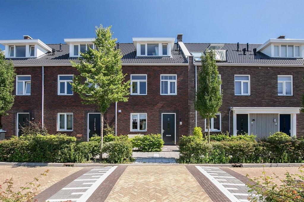 Tony Van Verrestraat, Hilversum