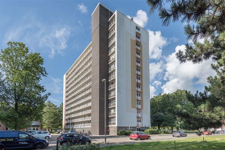 Johan Braakensiekstraat 105, Schiedam