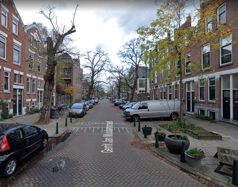 Gerrit Jan Mulderstraat