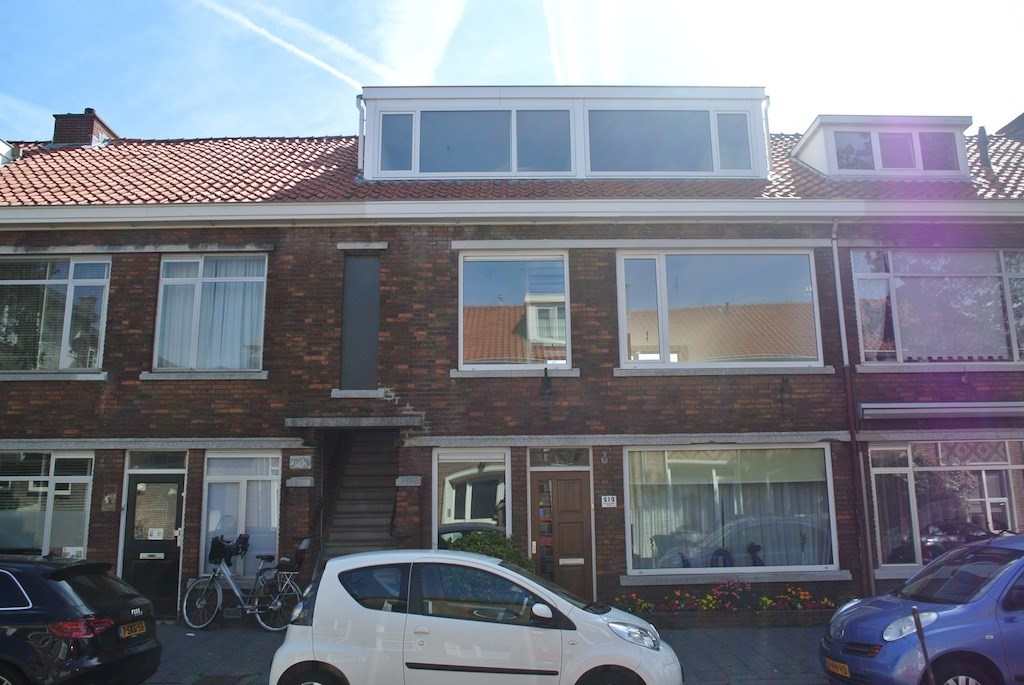 Maarsbergenstraat, The Hague