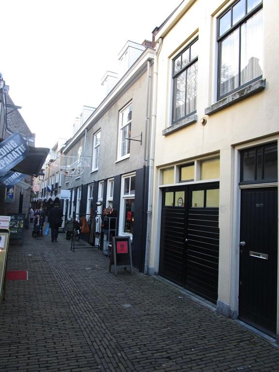Zakkendragershof, Utrecht