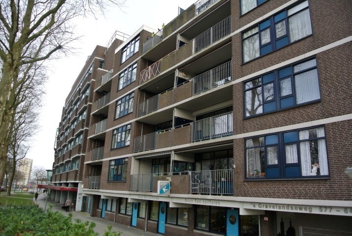 's-Gravelandseweg, Schiedam