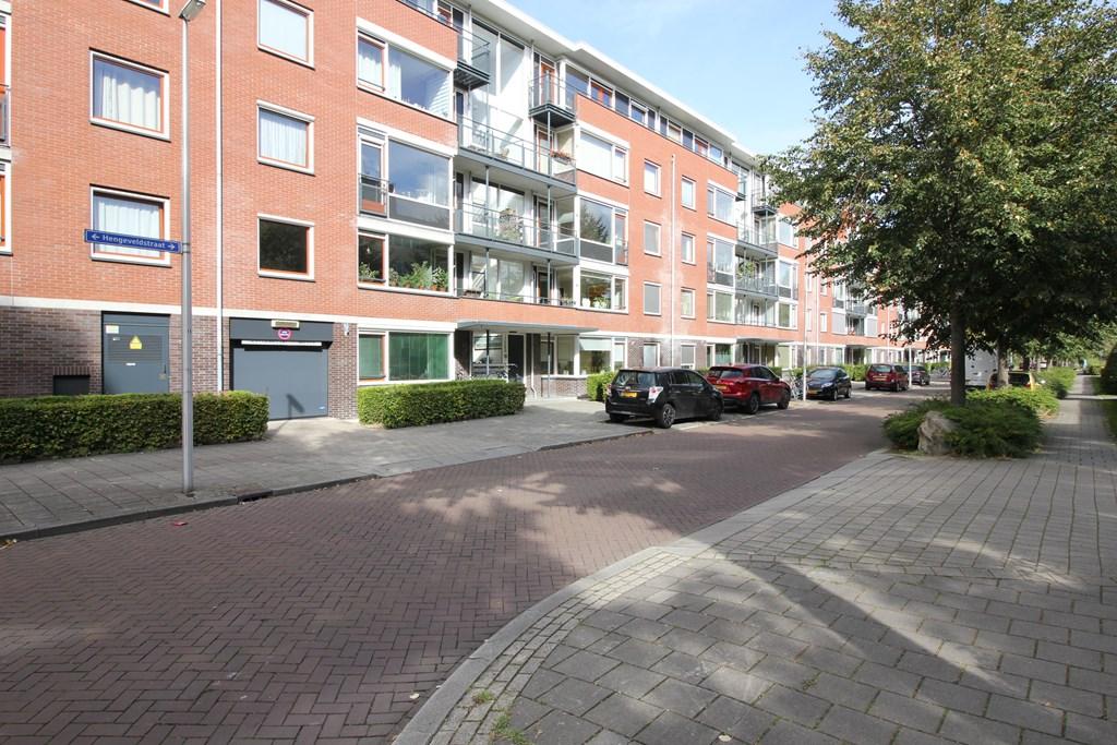 Hengeveldstraat, Utrecht