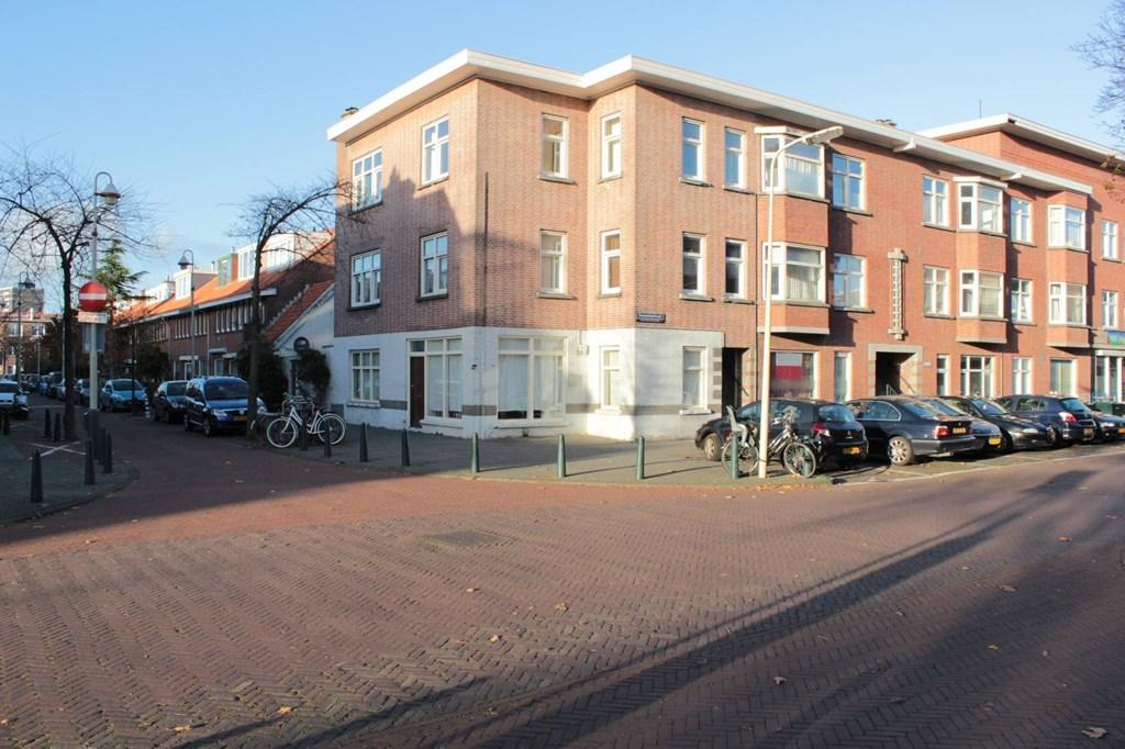 Rosseelsstraat, The Hague
