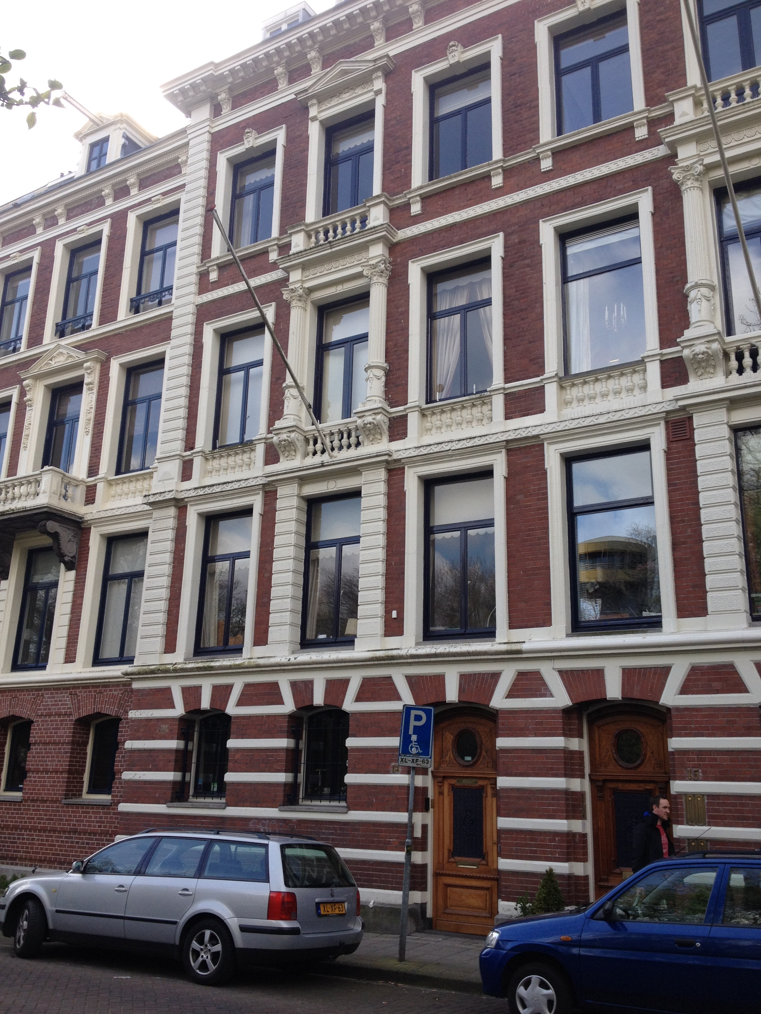Property photo - Vossiusstraat, 1071AC Amsterdam