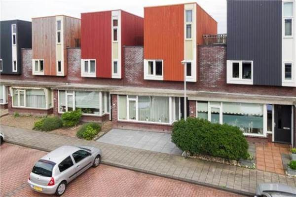 Mississippistraat, Purmerend
