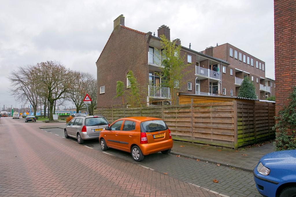 Tjalkstraat, Utrecht