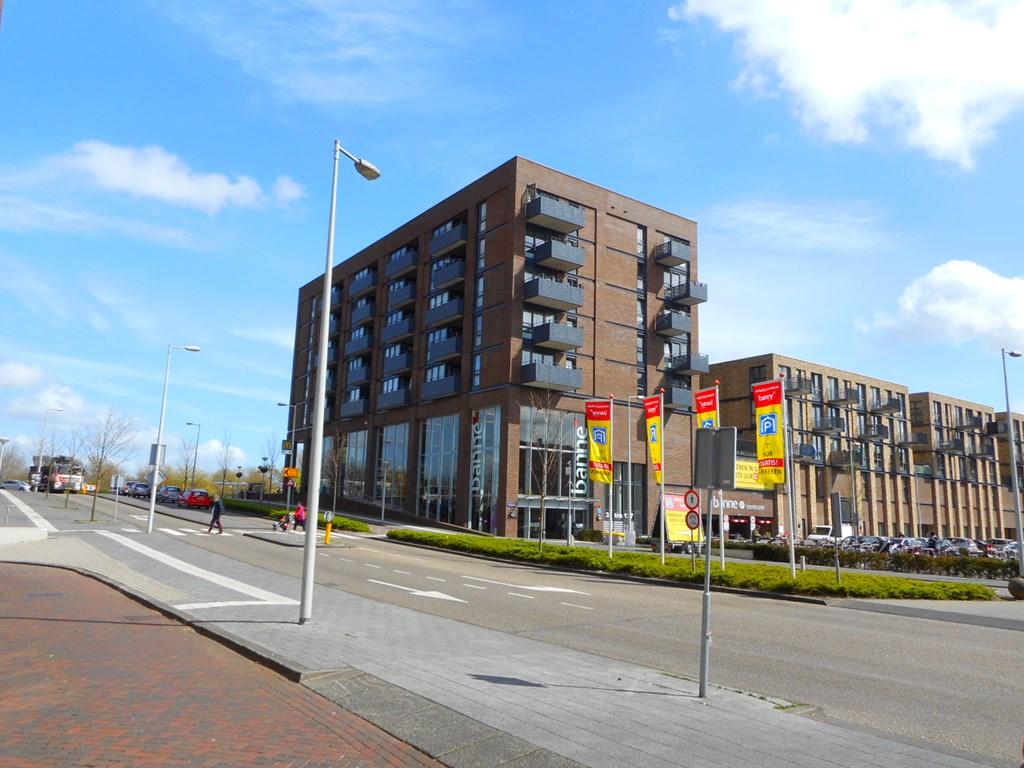Bezaanjachtplein, Amsterdam