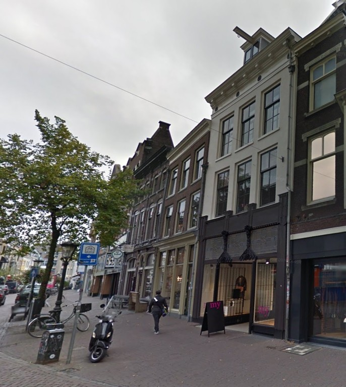 Oudkerkhof, Utrecht