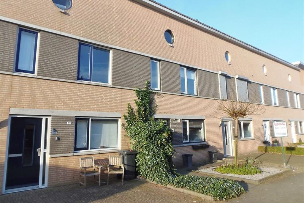 Maria Lcinastraat, Oosterhout