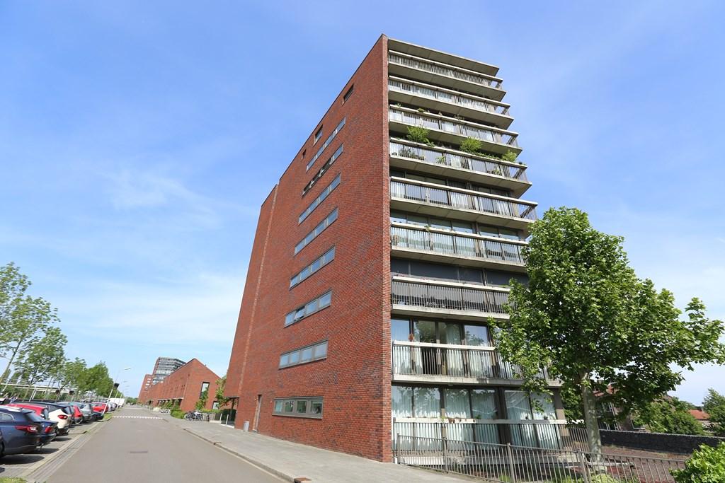 Appartement huren aan de Binckesstraat in Amersfoort