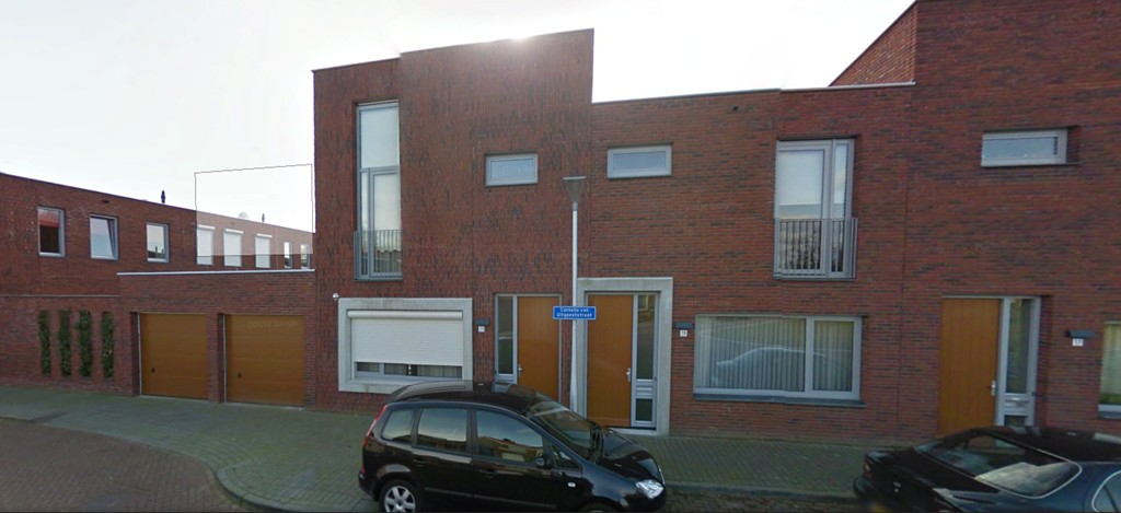 Cornelis van Uitgeeststraat, Tilburg