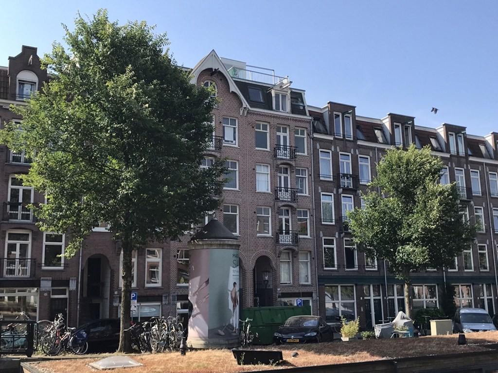 Appartement huren aan de Jacob van Lennepkade in Amsterdam