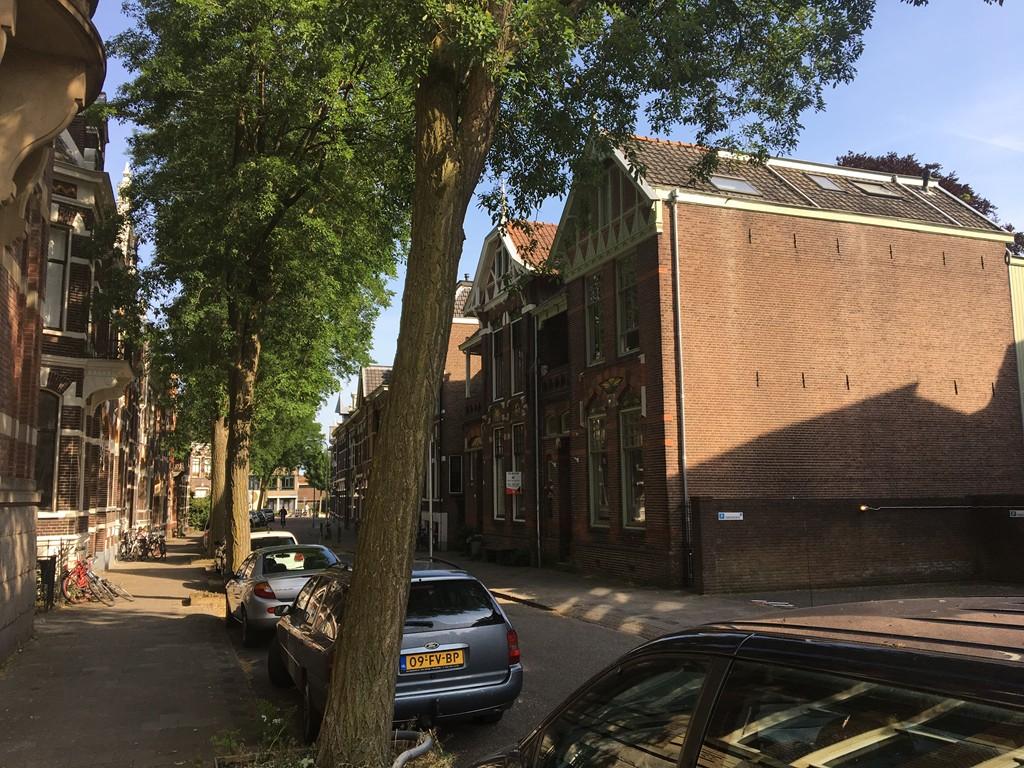 Van Nagellstraat