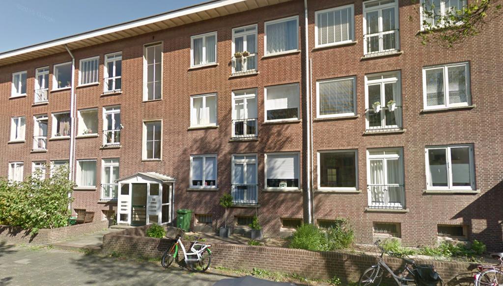 Van Hoornbeekstraat, The Hague