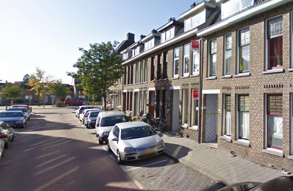 Willem de Zwijgerstraat 15-B, Rotterdam