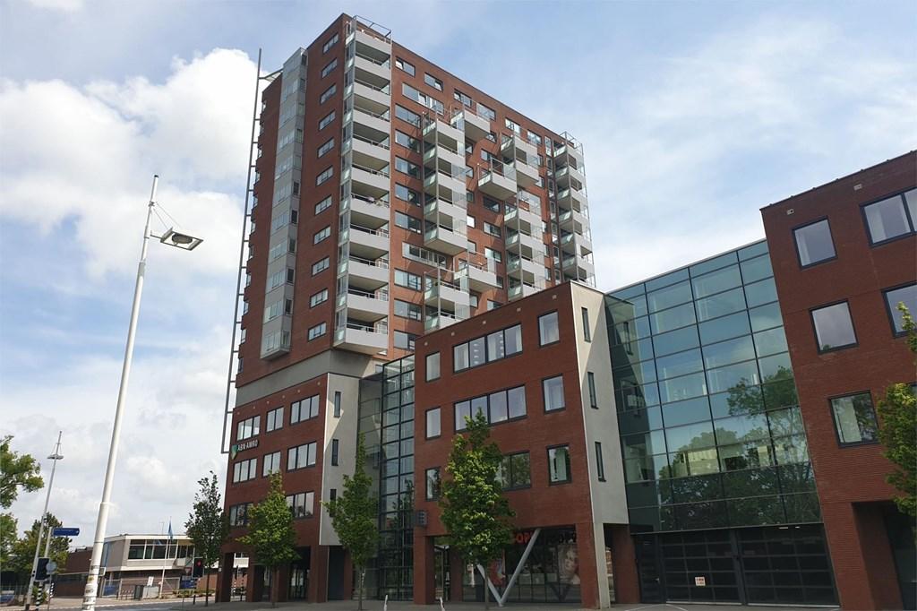 Bargelaan, Leiden