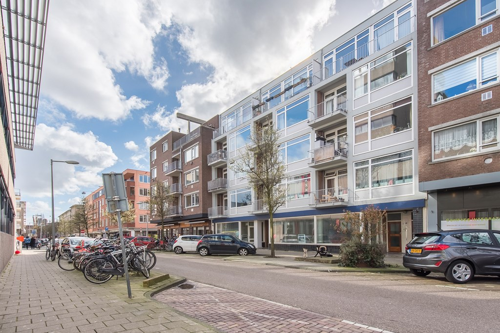 Camperstraat, Amsterdam