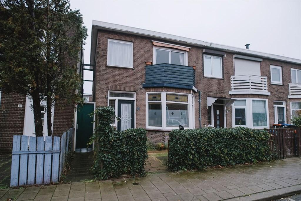 Jacob Van Lennepstraat, Dordrecht