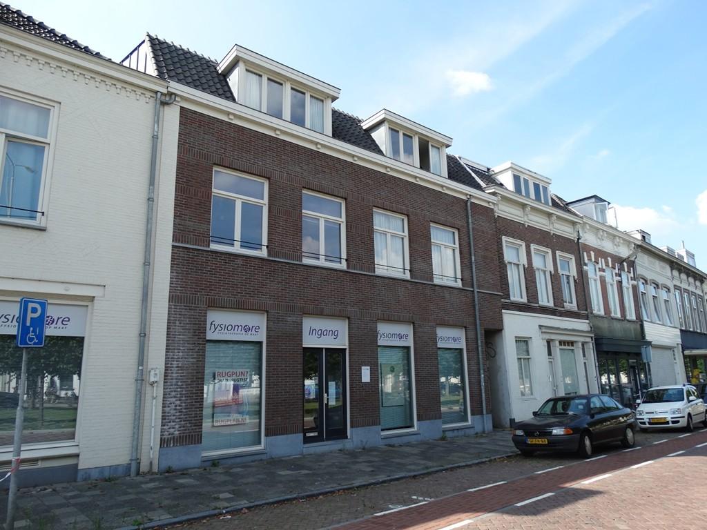 Mauritsstraat, Breda