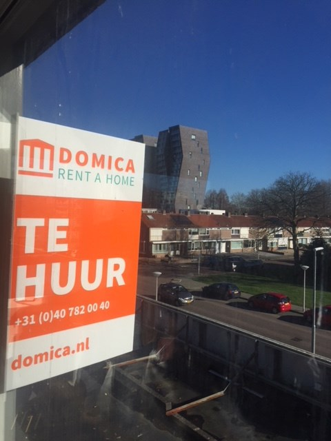 Appartement huren aan de Muzenlaan in Eindhoven
