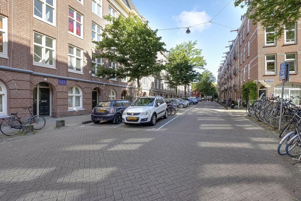 Van Bossestraat, Amsterdam