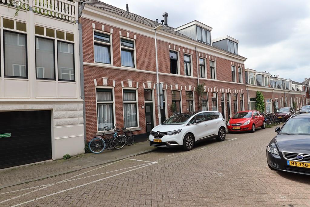 Oudwijkerveldstraat, Utrecht