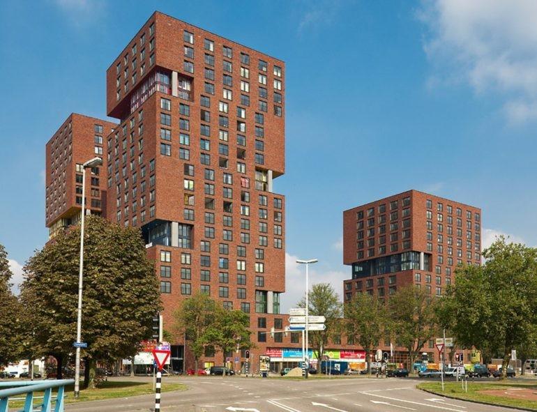 Europaplein, Utrecht