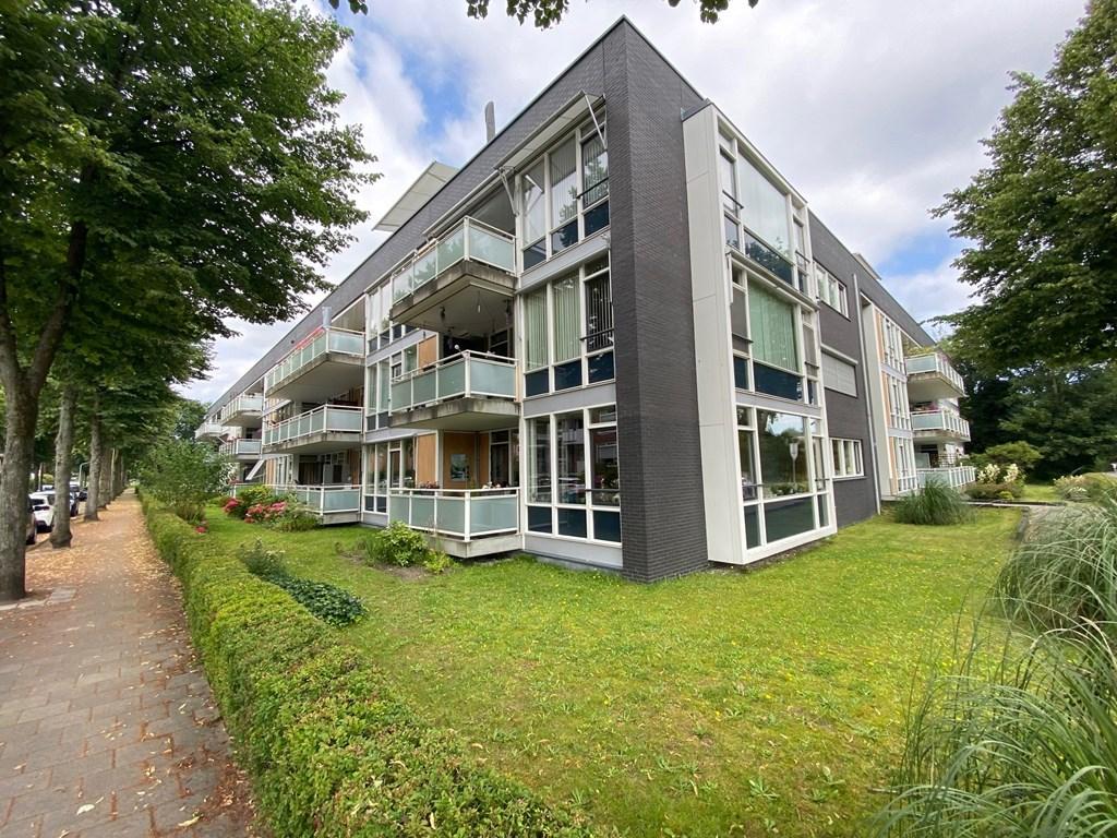 Darius Milhaudstraat, Leiden