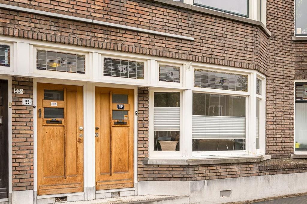 Rembrandtlaan, Schiedam
