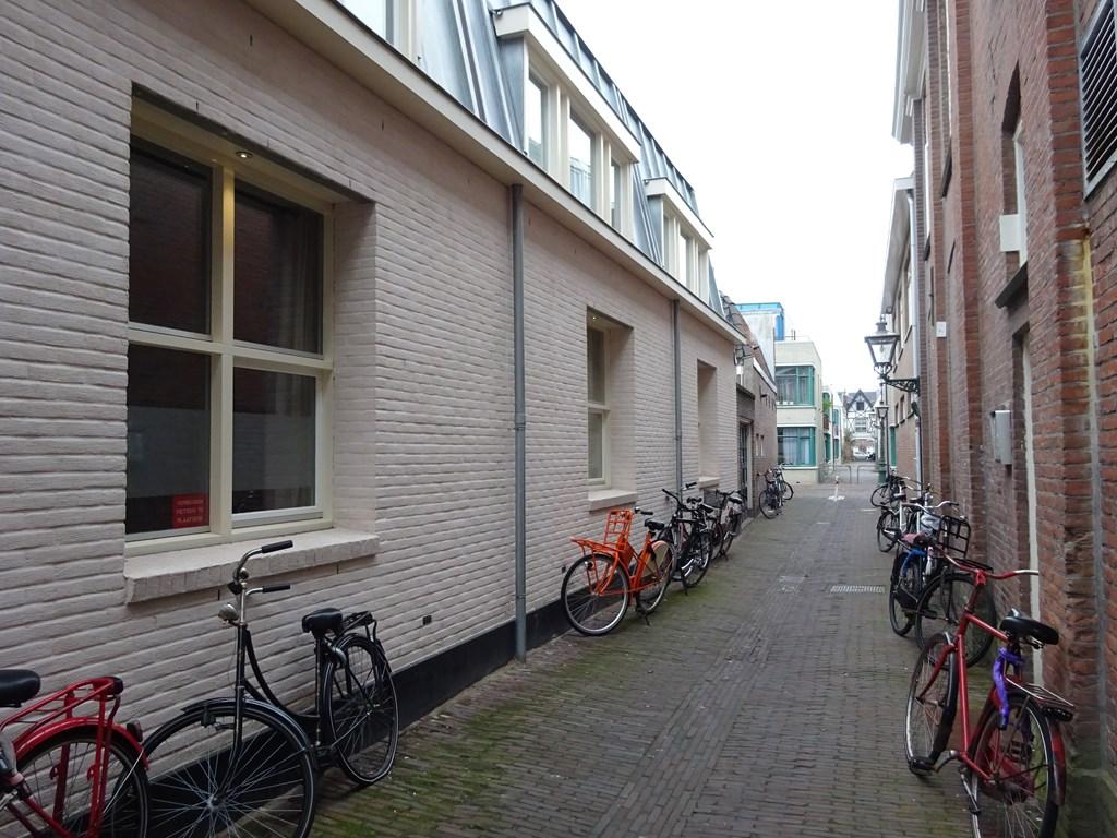 Appartement huren aan de Duizenddraadsteeg in Leiden