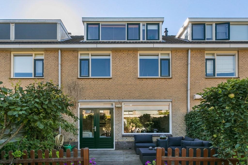 Brahmsstraat, Capelle aan den IJssel
