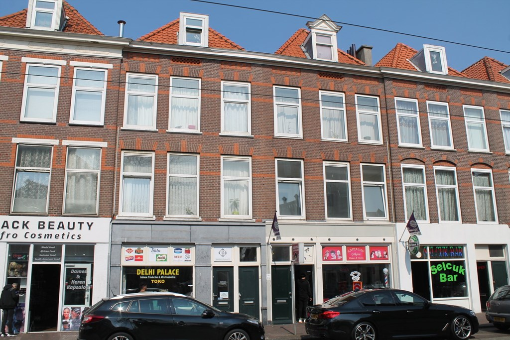 Paul Krugerlaan, The Hague