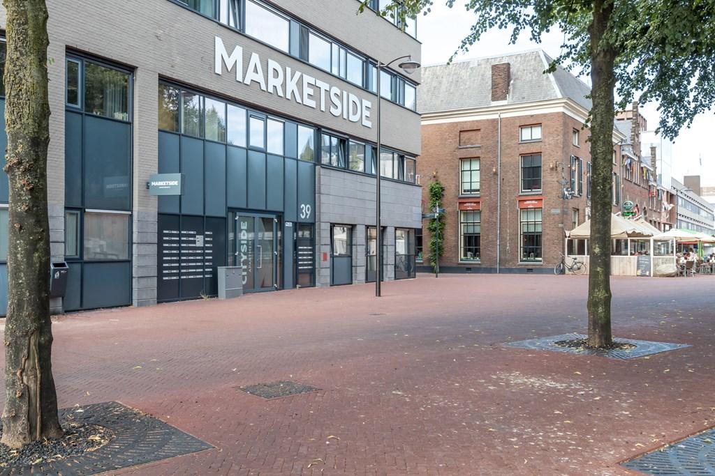 Appartement huren aan de Broerenstraat in Arnhem