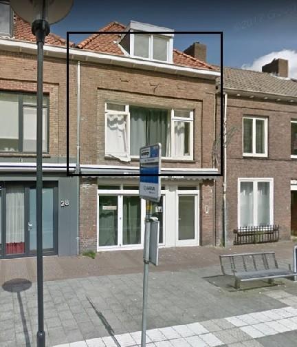 Monseigneur Nolensplein, Breda