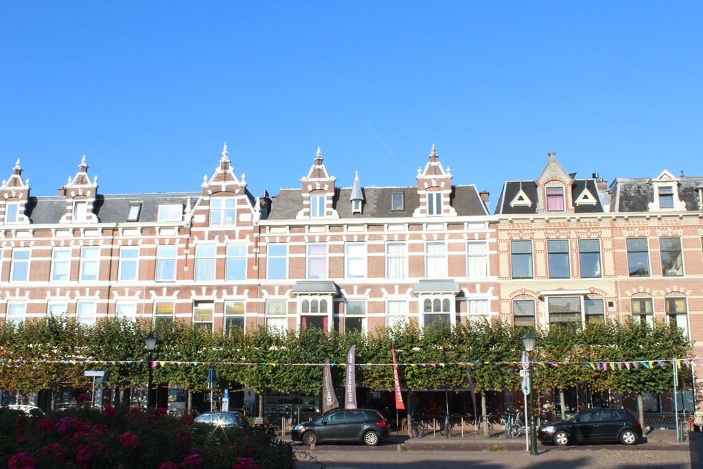 Regentesseplein, The Hague