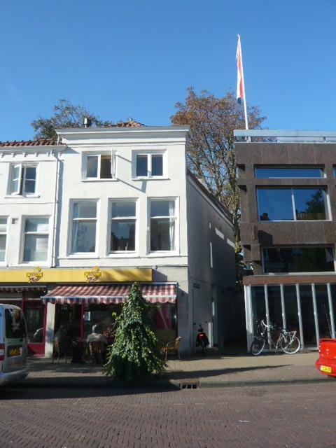 Ruime Conscientiestraat, Leiden