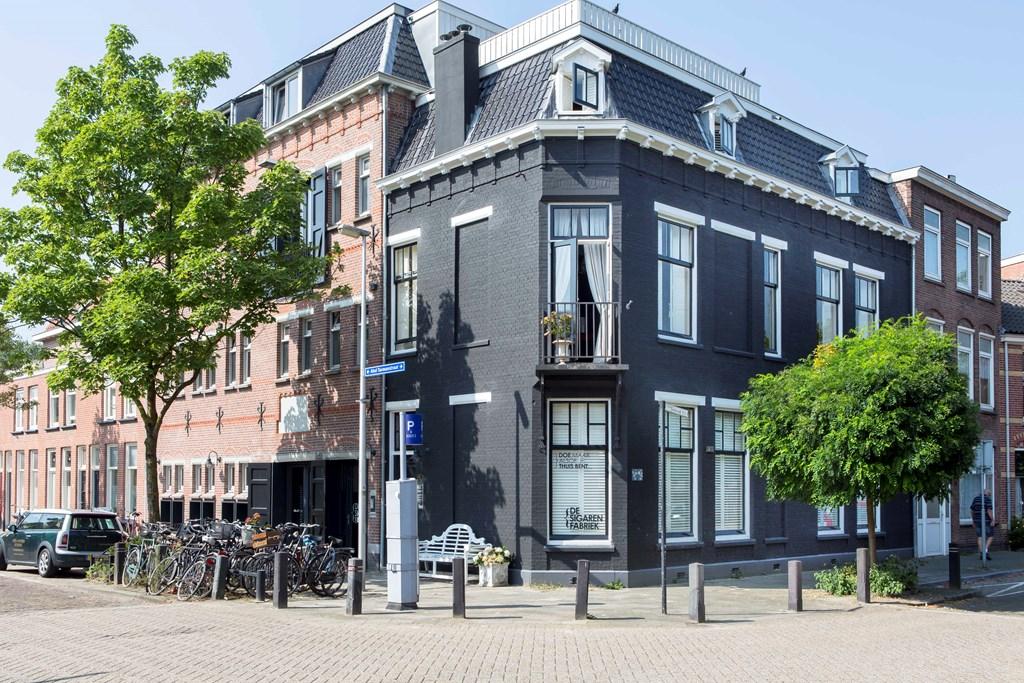 Abel Tasmanstraat, Utrecht