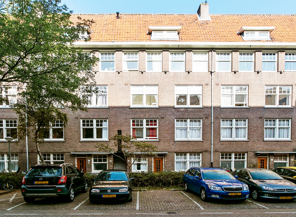 Bonairestraat, Amsterdam