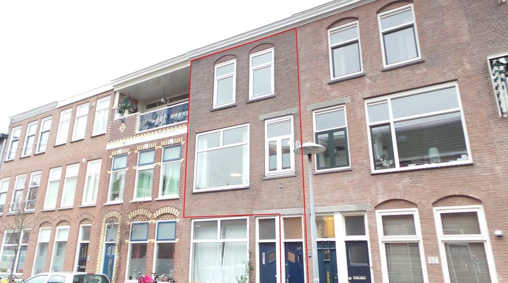 Johannes de Bekastraat, Utrecht
