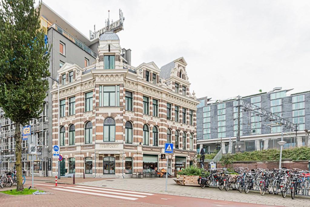 De Ruijterkade, Amsterdam