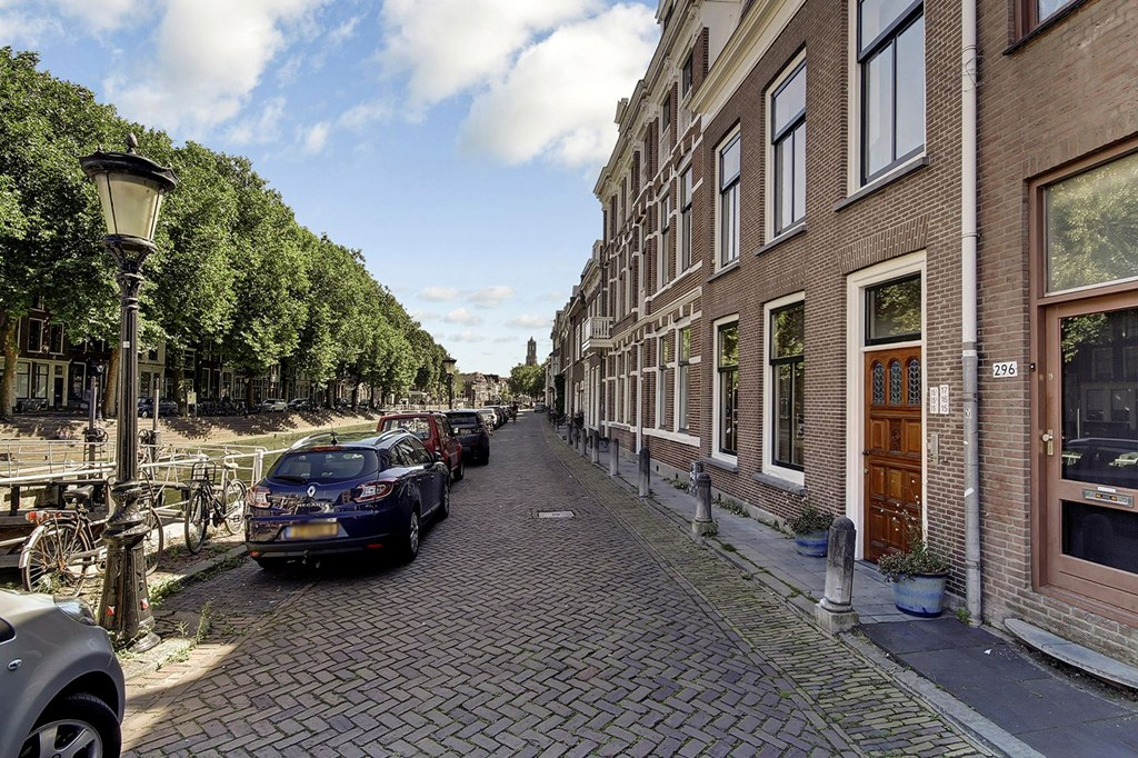 Bemuurde Weerd Westzijde, Utrecht