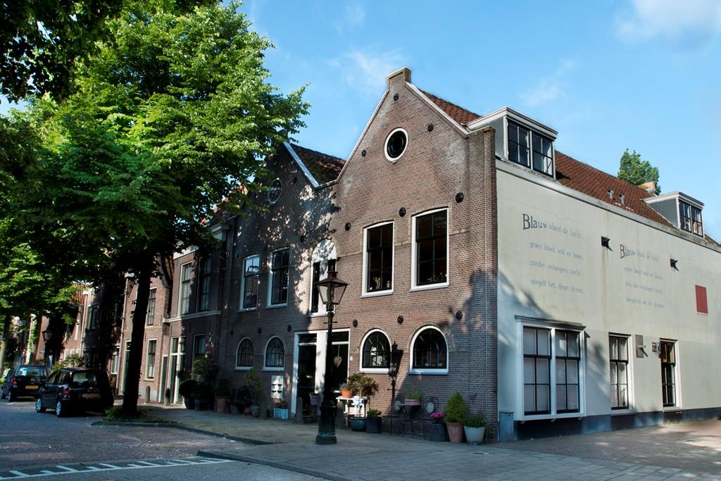 Uiterstegracht, Leiden