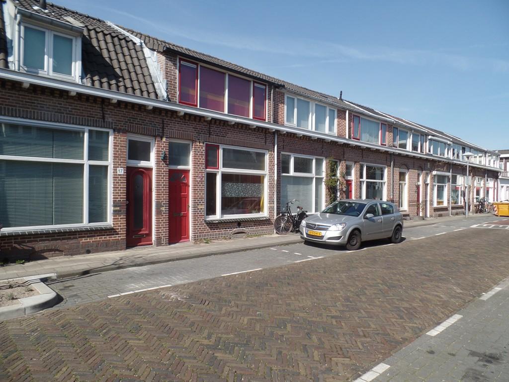 Concordiastraat, Utrecht