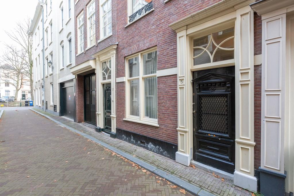 Jagerstraat, The Hague