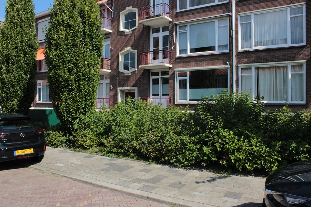 Albert Verweystraat, Voorburg